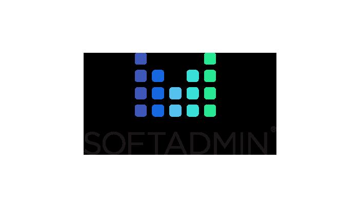 Softadmin logotyp